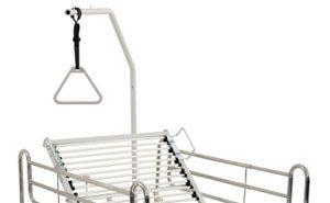 Lifting pole mechanism