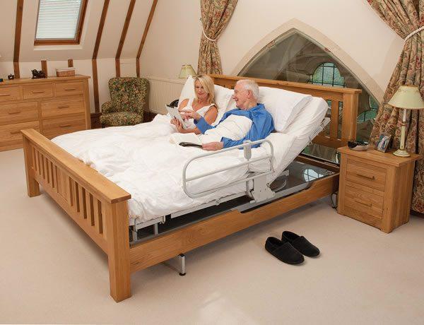 Double Hospital Bed Uk