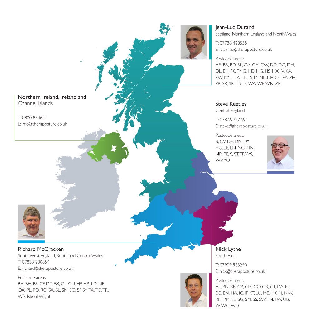 trusted assessors contact details and map