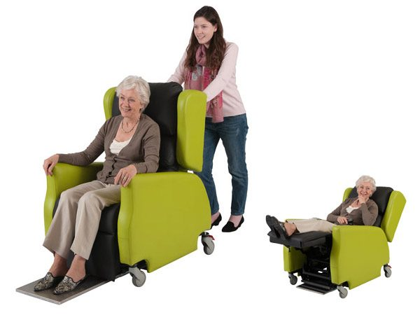 Peachy Adjustable Electrically Operated Chairs From Theraposture Alphanode Cool Chair Designs And Ideas Alphanodeonline