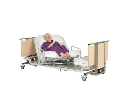 Rotoflex low rotating bed - low position