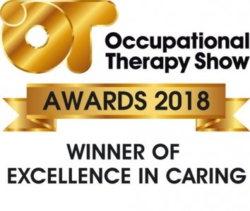 Excellence in caring winner - OT award