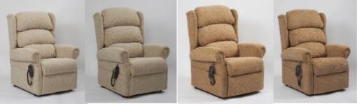 theraposture chair fabrics prestige
