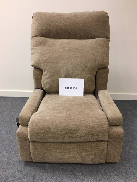 Dual Motor Riser Recliner Chair 2 Motor Action